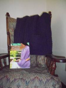 Prayer shawl for healing for Kathy