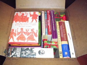 Book shipment
