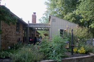 Kitchen garden 2013