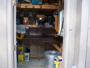 Potting bench 1