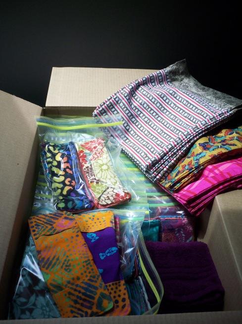 Shipping 22 DfGI kits