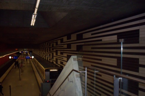 Munich U-Bahn 2