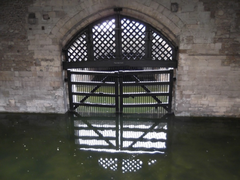 Tower of London, prisoner entrance