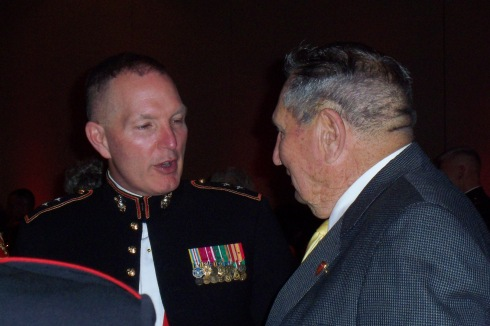 Major General and Charles Frazee