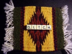 Ditch