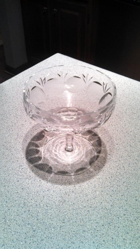 Glistening Glass