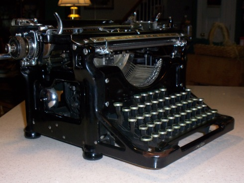 Underwood from 1930s