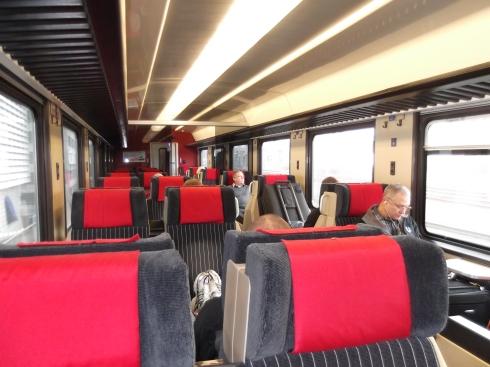 Travel from Zurich