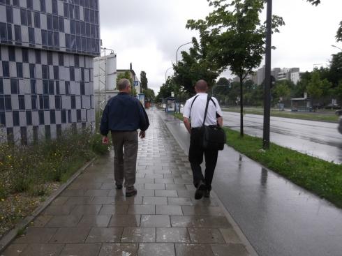 Ron and Paul Munich 2012