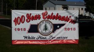 White Pine, TN 1915-2015