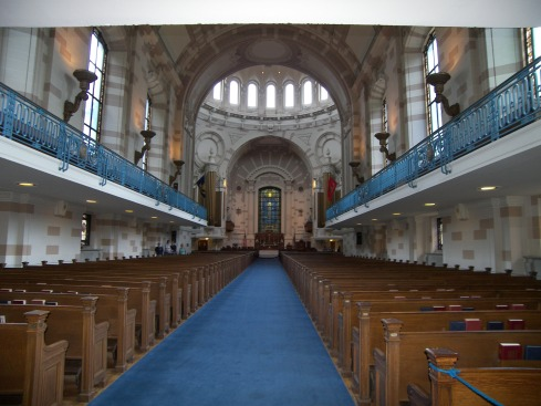 Chapel at U.S. Naval Academy, Annapolis