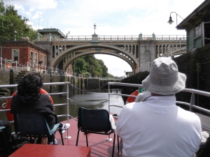 Thames River cruise (2012)