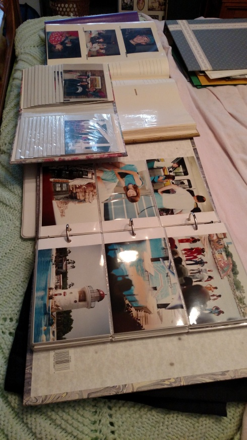 Albums with personalized content