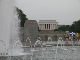 Lincoln Memorial from WWII Memorial